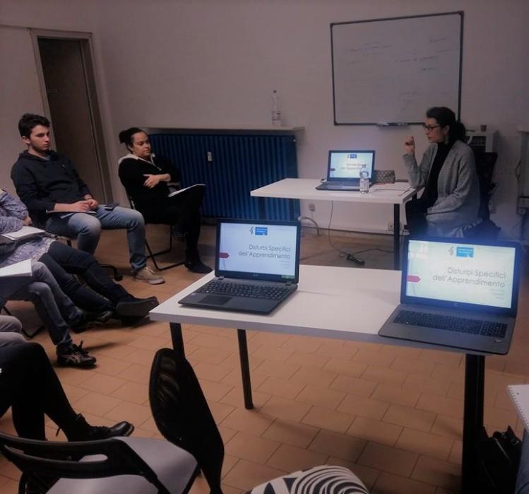 Formazione al team di tutor didattici del Centro Studi Panzarella